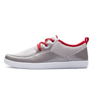 沃特板鞋男春夏季新款休闲鞋轻便透气防滑耐磨时尚网面低帮运动鞋