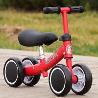 新款儿童滑行车四轮平衡车溜溜车1-3岁无脚踏扭扭车学步车助步车