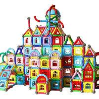 【支持礼品卡】磁力棒儿童益智玩具磁性男孩女孩智力创意拼装磁铁吸铁石积木x6l