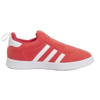 Adidas阿迪达斯童鞋 透气轻便休闲鞋运动板鞋BA7291