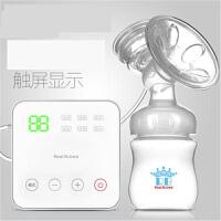 【支持万博客户端最新版卡】吸力大电动吸奶器自动挤奶器吸乳器孕产妇拔奶器h5s