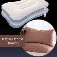 决明子枕头枕芯一对学生宿舍枕头寝室单人护颈枕助睡眠一只装
