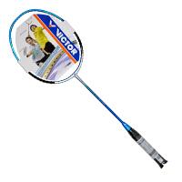 Victor�倮� 威克多羽毛球拍 挑�鹫�CHA-9100羽球拍碳�w�S