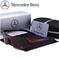 梅赛德斯奔驰(Mercedes Benz)日夜两用智能变色防紫外线偏光男士太阳镜男款墨镜