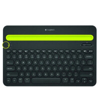 罗技(Logitech)K480 多功能蓝牙键盘 适用用于平板、智能手机、PC与多种操作系统 支持蓝牙技术,适配于你的