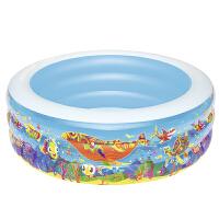 儿童充气游泳池宝宝大号泳池婴幼儿加大洗澡池浴盆