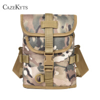 骑行背包多功能单肩包战术胸包时尚男包军迷两用斜挎包