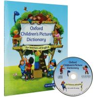 牛津儿童英语图解词典 英文原版 Oxford Children's Picture Dictionary 英文版儿童图