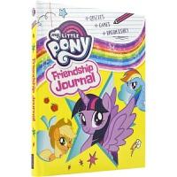 【首页抢券300-100】My Little Pony Friendship Journal 小马宝莉友谊之旅 益智游戏