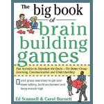 【预订】The Big Book of Brain Building Games: Fun Activities to