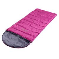 探路者TOREAD户外信封式棉睡袋打开可做被褥填充220克棉TECC80666