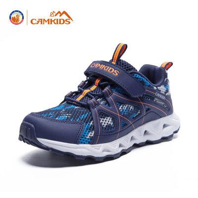 CAMKIDS男童运动鞋春夏季儿童运动鞋女 2018新款休闲鞋女童鞋