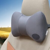 汽车头枕腰靠骨头枕车用座椅颈部枕头靠枕护颈枕记忆棉枕头靠垫颈椎枕