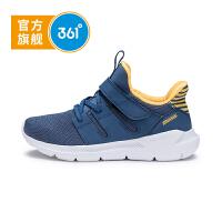 361度童鞋男童跑鞋18冬季新款儿童运动鞋中大童鞋子N718404