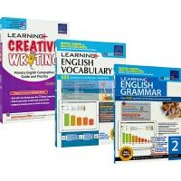 SAP Learning Vocabulary Grammar Creative Writing 2 学习系列二年级练