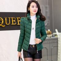 冬装新款棉衣女短款羽绒女修身显瘦加厚大码棉袄保暖外套