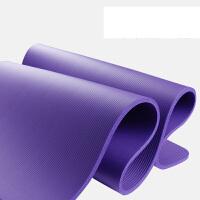 加长185 200cm加宽瑜伽垫1米宽瑜珈10 15 20mm加厚仰卧起坐垫睡垫
