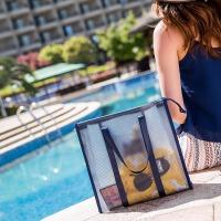 游泳防水包海边沙滩洗漱袋便携游泳装备用品收纳包手提游泳专用包