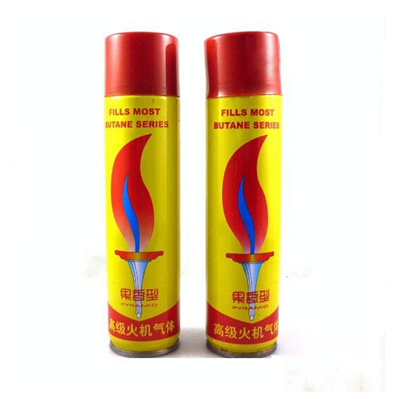 打火机气体 高纯度打火机气 通用充气充气瓶 152ML 1个每买二送一