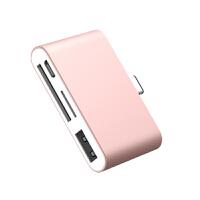 适用于安卓魅族华为P9小米4s5MIX6乐视2s type-c手机U盘多功能OTG读卡器 USB3.0