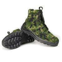 夏季户外运动登山鞋高帮作训鞋徒步鞋工地劳保鞋男迷彩军胶鞋军训鞋军鞋