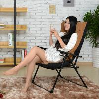 顶乐 便携折叠椅 懒人沙发椅 时尚躺椅 电脑椅创意布艺懒人沙发椅 户外休闲椅 宜家沙发床