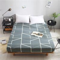 床笠单件棉1.8m床垫套席梦思保护套棉床套保护套防尘罩床罩