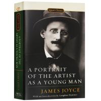 一个青年艺术家的肖像 英文原版小说 A Portrait of the Artist as a Young Man 全