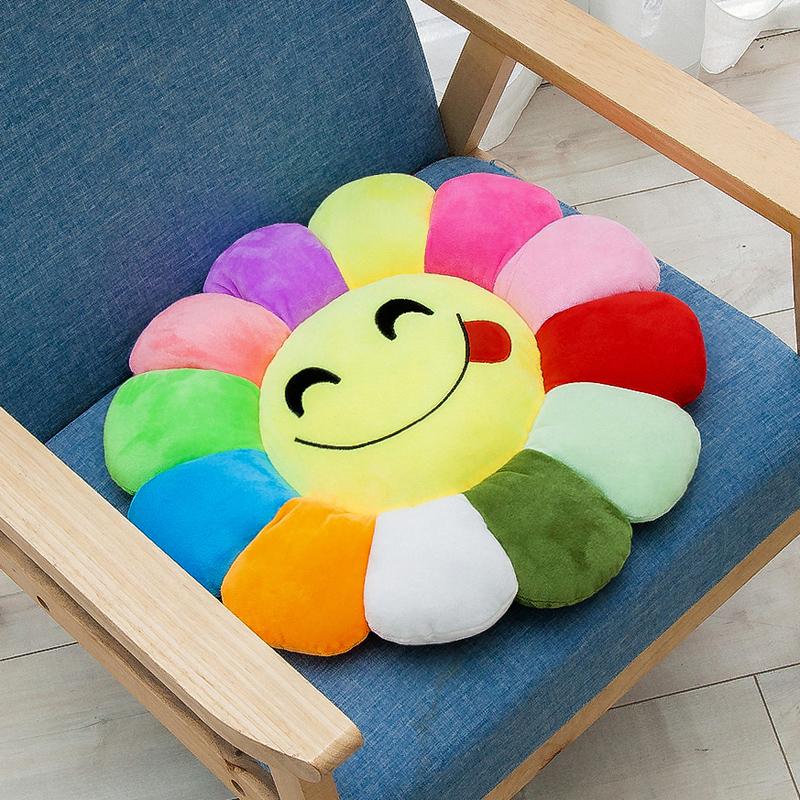 坐垫靠垫可爱凳子垫办公室椅子垫儿童椅垫车载靠背垫 舒适柔软,可用于椅子、凳子、居家沙发、 汽车。送朋友,送家人有面子。