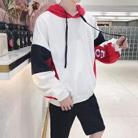 20180228044952322秋装新款嘻哈街头青少年卫衣韩版运动宽松套头男士学生棒球服