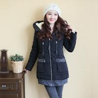 加大码女装200斤胖妹妹冬装新款保暖外套