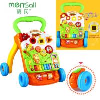 �和�玩具 多功能�W步�手推��^家家玩具套�b�����和�益智早教�Y盒�b生日�Y物