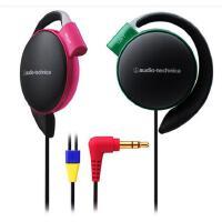 铁三角(audio-technica)ATH-EQ500 EQ500轻量便携 时尚运动 舒适挂耳式耳机