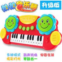 玩具3-6个月女宝宝小孩2三4男5五六8儿童音乐电子琴0-1岁婴儿
