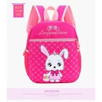 韩版时尚儿童书包男女孩中小大班可爱双肩包3-4-5-6岁幼儿园书包定制