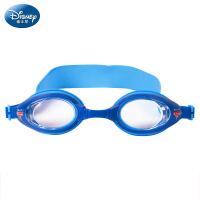 迪士尼儿童游泳眼镜儿童泳镜男童泳具宝宝游泳镜防水防雾潜水镜