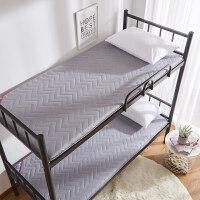 防潮学生床垫被褥子单人宿舍0.9m床寝室1.2米上下铺软海绵榻榻米