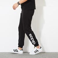 Adidas阿迪达斯 男裤 2018新款NEO运动裤休闲小脚长裤 DM4277