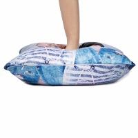 照片抱枕定制定做汽车沙发用床头靠垫DIY个性创意靠枕套含芯
