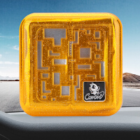 汽车香膏摆件 车载车用香膏固体香水 新车除异味除臭香薰座