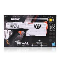 孩之宝Nerf热火竞争者系列克洛诺斯发射器儿童软球弹枪玩具E0005