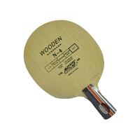 银河 N4 乒乓球拍底板 7层纯木 稳定性好