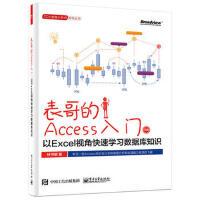 表哥的Access入门以Excel视角快速学习数据库知识 Excel数据处理分析office表格制作办公软件自动化函数