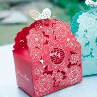 结婚用品创意喜糖盒子森系糖果盒婚礼喜糖盒婚庆礼盒欧式糖盒小号