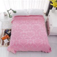 毛巾被纯棉双人单人儿童夏季空调毯子午睡毛毯盖毯老式毛巾毯