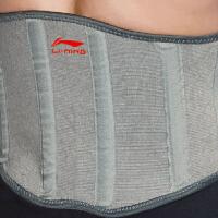 LINING李宁 运动护具 保暖护腰 运动护腰 竹碳运动护腰AQAH176