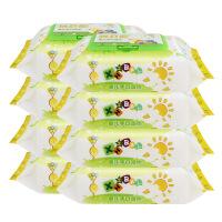 优贝爱 640片80抽*8包婴儿湿巾新生婴儿湿纸巾宝宝湿巾带盖