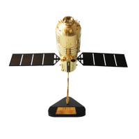 1:45天宫二号神舟11号合金航天模型宇宙飞船仿真模型静态摆件