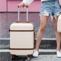 韩版行李箱小清新24拉杆箱万向轮女男学生密码箱20寸28旅行箱