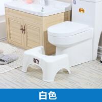 加厚�R桶�|�_凳坐便凳蹲坑孕�D�和�增高如��凳squatty potty